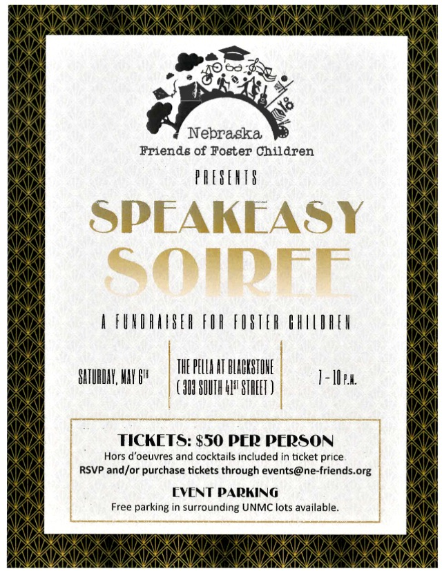NFFC Speakeasy Soiree
